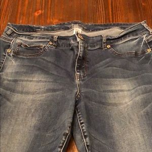 Maurice's Skinny Jeans - Size 20